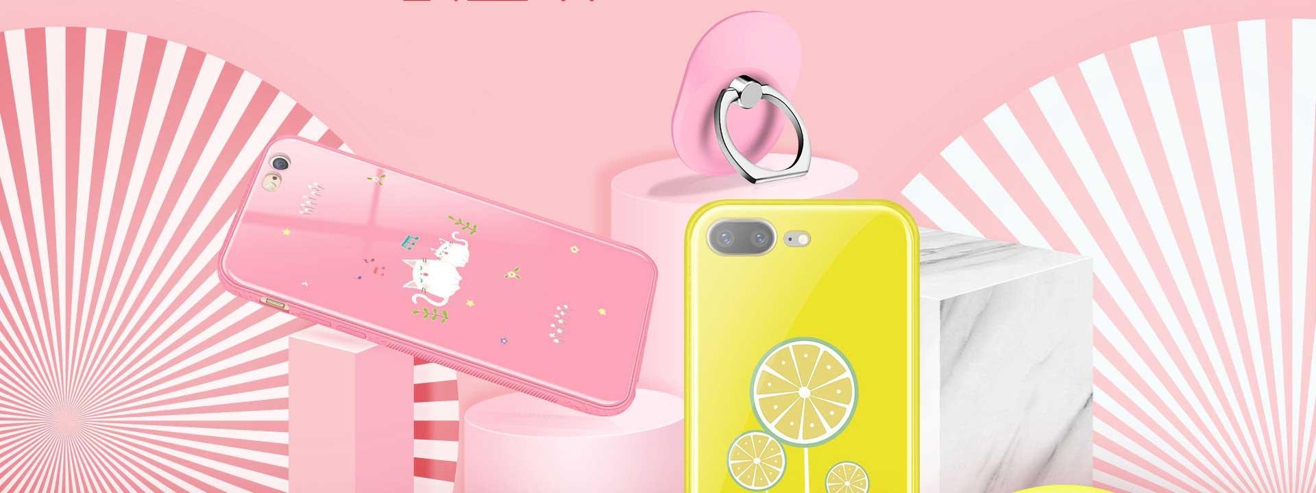 iPhone X Fodral Billig, iPhone 8 Plus Skal