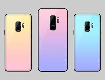 Samsung Galaxy S9+ Fodral Silikon