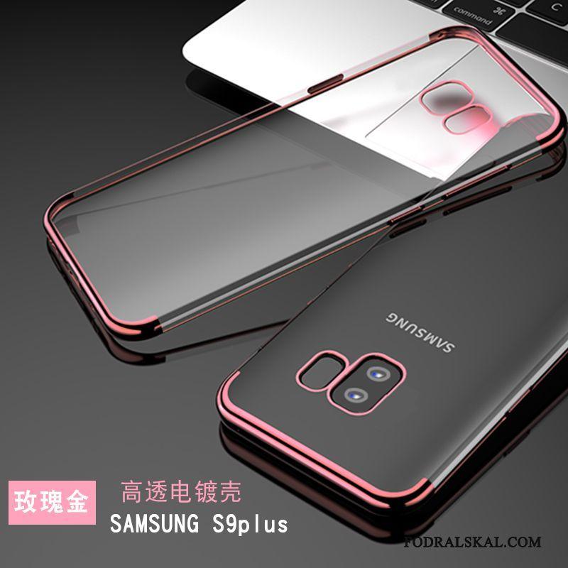 Skal Samsung Galaxy S9+ Påsar Rosa Personlighet 12e8f4bdece74