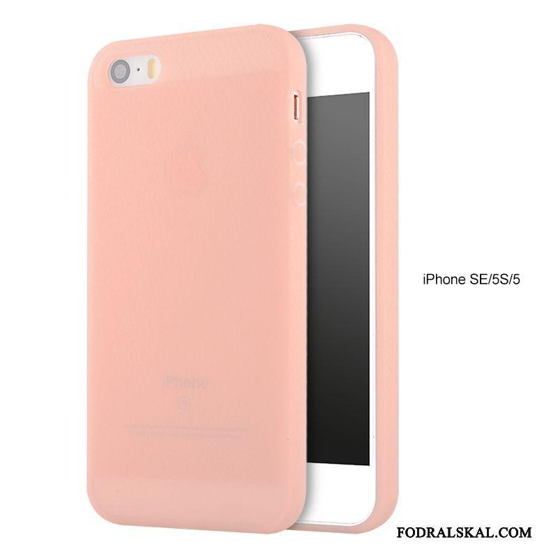 Skal Iphone 5 5s Mjuk Transparent Trend f2118d0191108